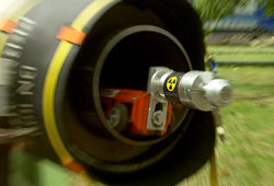 All FW STEEL-CASED PIPE-IN-PIPES are checked most thoroughly